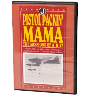Pistol Packin' Mama: The Missions of a B-17 - #1001