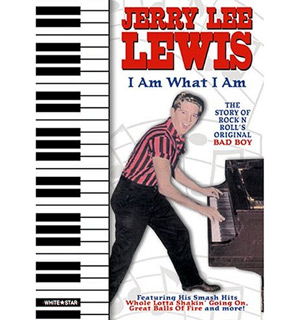 Jerry Lee Lewis: I Am What I Am DVD - #2474