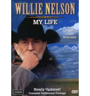 Willie Nelson My Life DVD - #3017