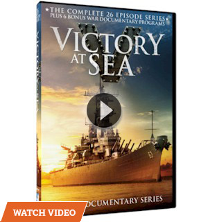 Victory At Sea: The Complete 26 Episode Series DVD Set
