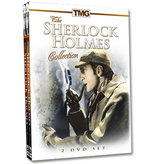Sherlock Holmes Collection DVD - #4401