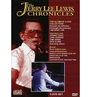Jerry Lee Lewis Chronicles 5 DVD Set