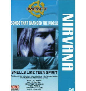 Nirvana - Smells Like Teen Spirit DVD - #4620