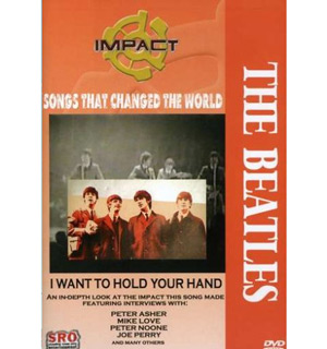 The Beatles - I Want to Hold Your Hand DVD - #4622