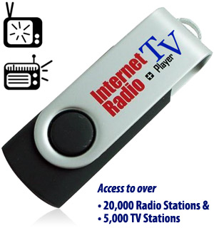 USB Internet Radio, TV  AND Game Player - #4799