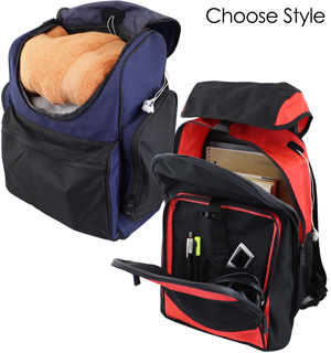 All Occasion Premium Backpack - #4956