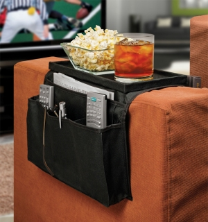 Arm Rest Organizer w/ Table-Top - #5157