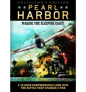 Pearl Harbor: Waking The Sleeping Giant DVD - #5673