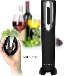 Electric Wine Bottle Opener - #5720