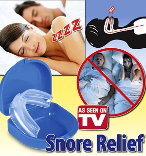 Silent Zees - Snore Relief System