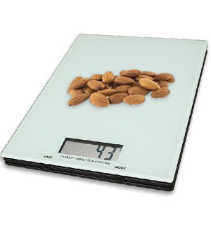 Digital Touch Kitchen Scale - #5860