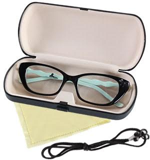 Sunglass and Reader Case - #5916