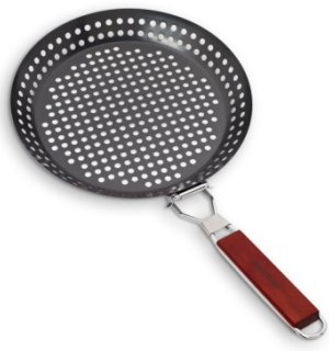 12-Inch Non Stick Grilling Skillet with Folding Handle - #5922