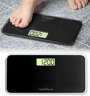 Portable Travel Scale by Modernhome - #5957
