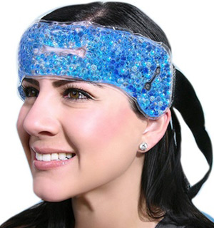 Migraine Relief Wrap - The Natural Headache Cure - #5960