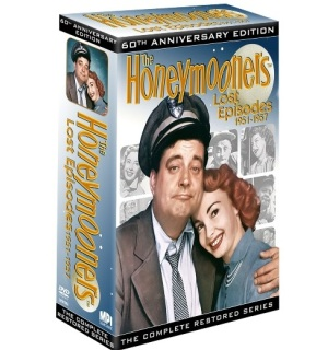 The Honeymooners : Lost Episodes 1951-1957 (The Complete Restored Series) - 15 DVDs - #6010
