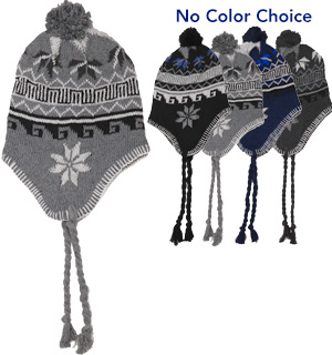 Knit Winter Hat Grab Bag - #6096