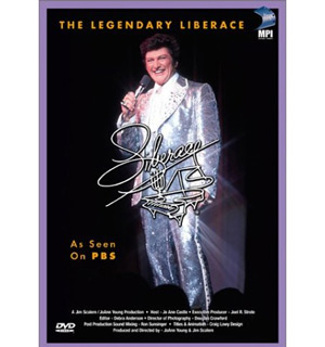 Legendary Liberace DVD - #6127