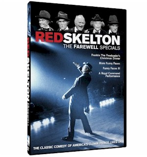 Red Skelton - The Farewell Specials DVD - #6170
