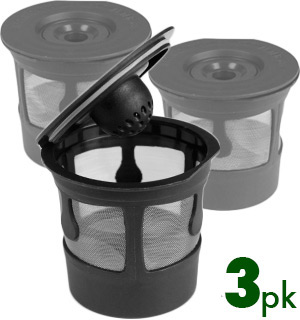 Single Brewing Coffee Filters (for Keurig K-Cup Machines) - #6182