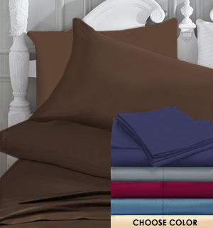 Regal Comfort Luxury Bedding 1600 Series Sheets - #6211