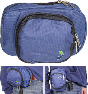 Multi-Function Belt Bag - #6217