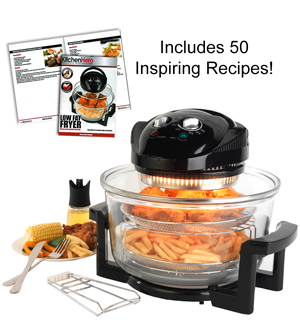 Kitchen Hero Low Fat Fryer Reviews