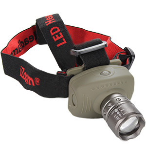 Extreme Bright Cree Headlamp - #6260