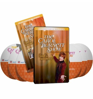 The Carol Burnett Show Complete 6-DVD Collector's Edition - #6338