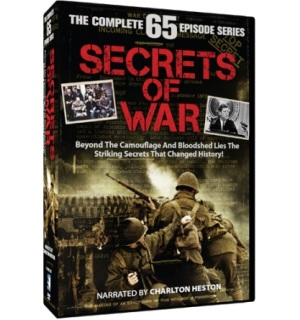 Secrets of War - The Complete Series DVD - #6394