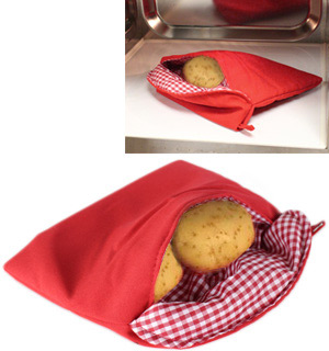 Perfect Potato Pouch - Microwave Cooking Pouch - #6500