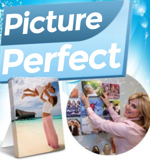 Picture Perfect Canvas Photo Kit - #6511