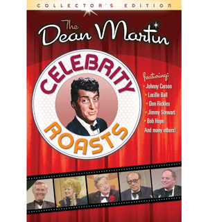 The Dean Martin Celebrity Roasts: 6 DVD - #6523