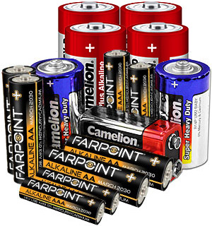 Battery Collection - #6534