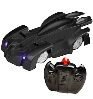 Remote Control Wall Crawler Car: Zero-G Racer - #6547