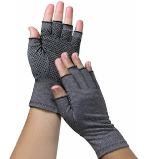 Better Grip Compression Gloves by North American Health - #6556