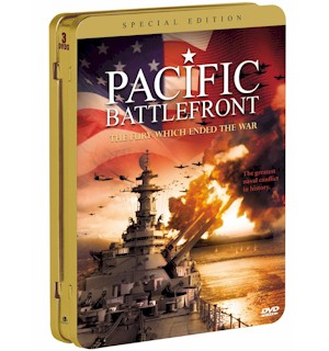 Pacific Battlefront: Marines in the Pacific DVD - Collector's Tin Edition - #6590