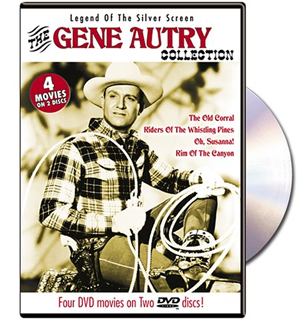 Gene Autry DVD - #6595