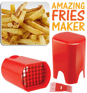 Amazing Fries Chopper - #6634