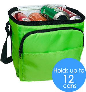 Large Insulated Leak Proof Cooler Tote Bag - #6641