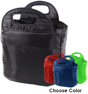 Large Insulated Leak Proof Cooler Tote Bag - #6641A