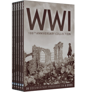 WWI 100th Anniversary Collection DVD - #6734