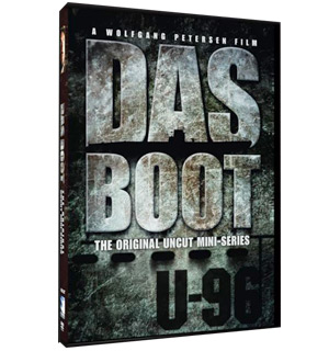 Das Boot - The Uncut Mini-Series German w/ English Subtitles - #6747