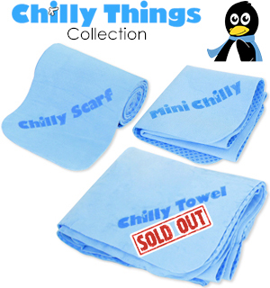 Chilly Things - Chilly Towels Collection - #6756