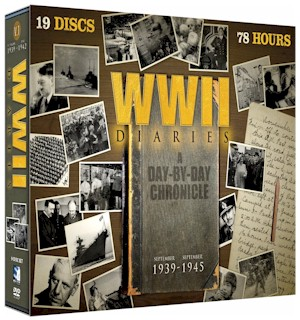 WWII Diaries: The Complete Series DVD - #6770