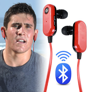 Bluetooth Earbuds with Mic - #6774