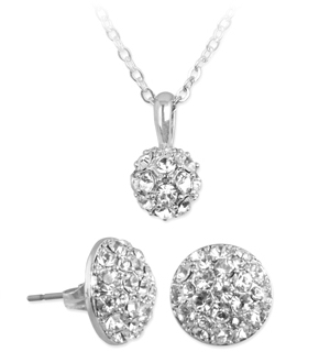 SWAROVSKI Crystal Ball Jewelry Sets - #6782