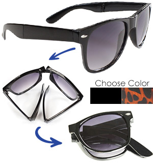 JetSetter Foldable Sunglasses - #6821