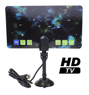 HDTV Flat Antenna - NEW LOW PRICE - #6831