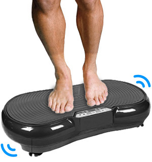 Fit Body Slimmer and Toner Vibration Machine - #6870